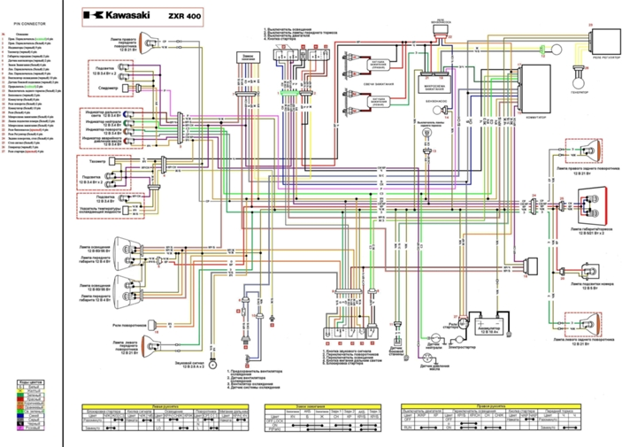 Электро схема рф 187 электро